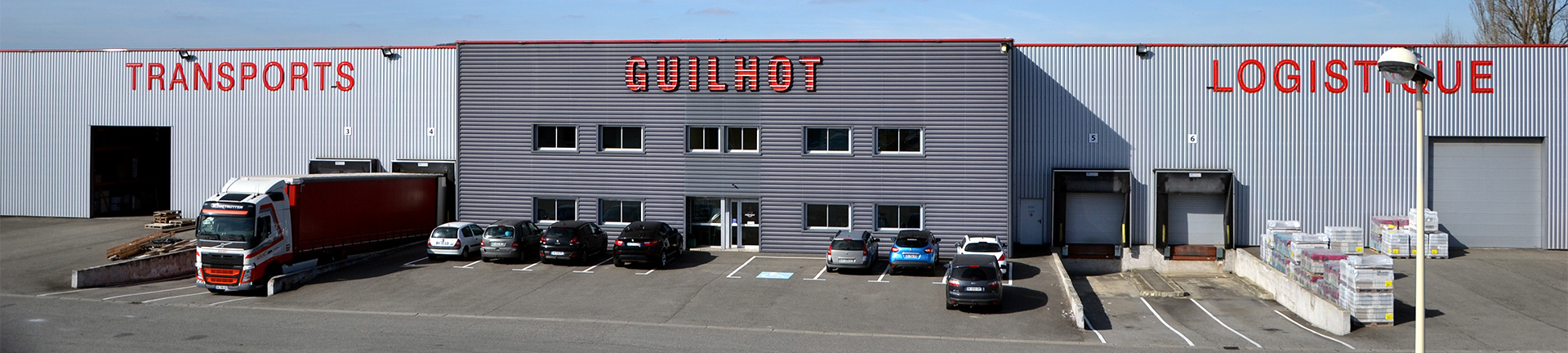 Les Entrepôts Guilhot