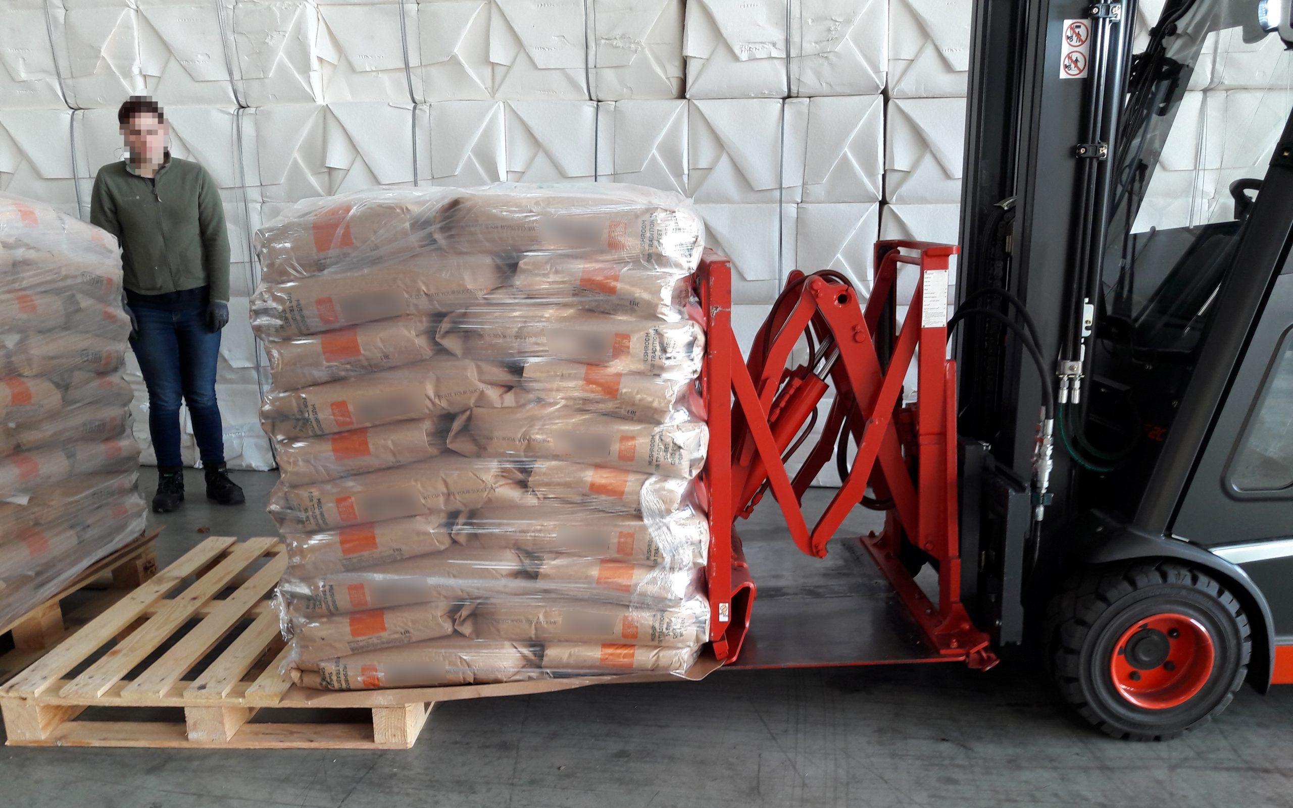 Guilhot logistique équipement